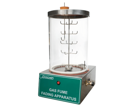 gas fume fader
