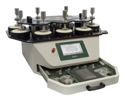 Martindale Rub Test Abrasion And Pilling Tester